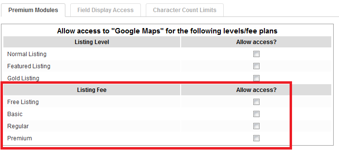 levels-maps-fees